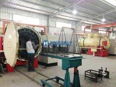 热处理工厂的真空炉和热处理器